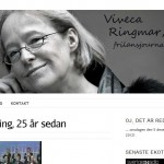 Viveca Ringmars hemsida