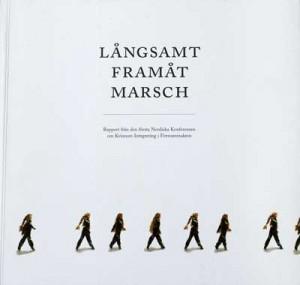 """Boken """"Långsamt framåt marsch"""""""