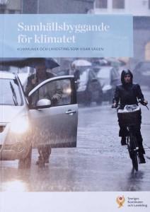 """Boken """"Samhällsbyggande för klimatet"""""""