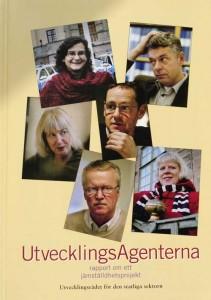 """Boken """"Utvecklingsagenterna"""""""