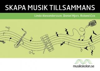 Boken Skapa musik tillsammans